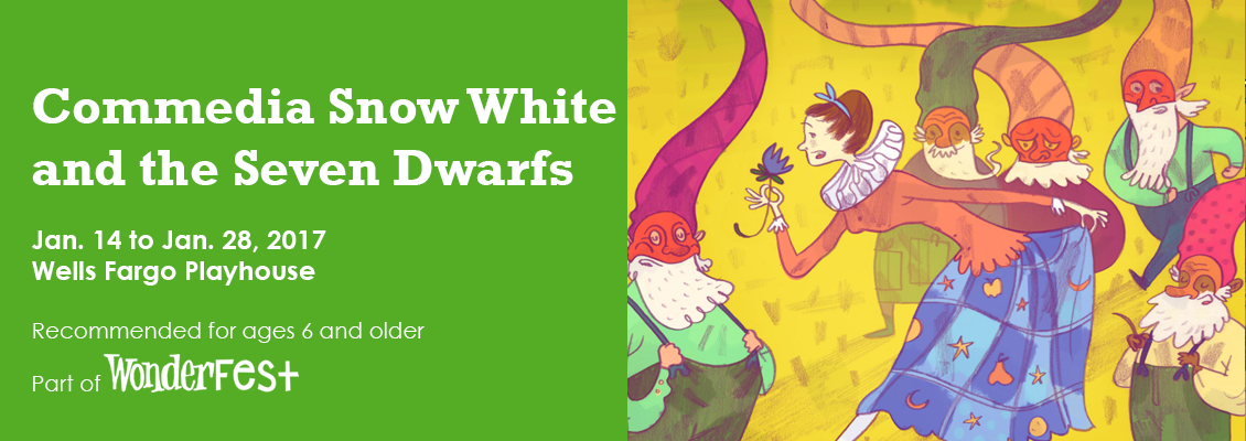 Commedia Snow White and the Seven Dwarfs