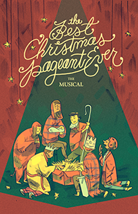 Children's Theatre of Charlotte - The Best Christmas Pageant Ever ...
