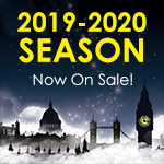 2019-2020 Season Now On Sale